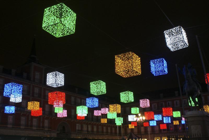 A Prevost - Cubes de Lumiere