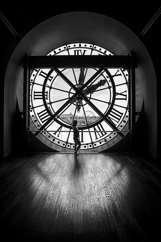 G Boutigny Gardienne du temps