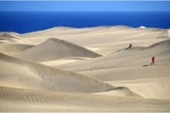 100ième A HEBERT Les dunes des Grandes Canaries 41Pts