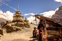 47ième E BAILLEUL Route des Annapurna 45Pts