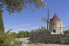 229ième A. Cossard Moulin de Daudet 33pts