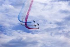 244ième A. Cossard Patrouille de France2 32pts
