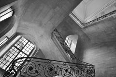 45ième D. Patard L'escalier 43pts