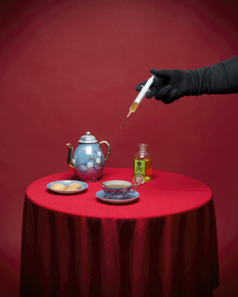 BERNET Philippe La tasse de thé