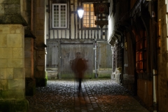 HEBERT Annie Le fantôme de monsieur X