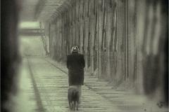 SOURD Bruno La femme du pont