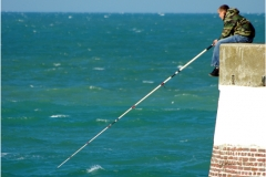 A Hébert  Le pêcheur