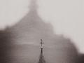 Clocher Mt St Michel
