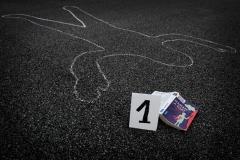BERTHOULE Emmanuel Feuilles mortes